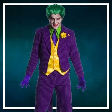 Compra online los disfraces Halloween de Joker