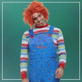 Compra online los disfraces Halloween para hombres más originales