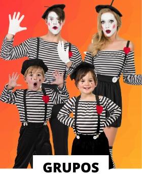 : Ideas para disfrazarse en familia o grupo con trajes originales de Carnaval para adultos y niños