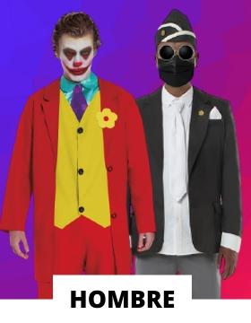 Ideas para disfrazarse con trajes originales de Carnaval para hombre