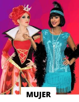 Ideas para disfrazarse con trajes originales de Carnaval para mujer