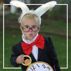 Trajes de Conejo para Carnaval y Halloween