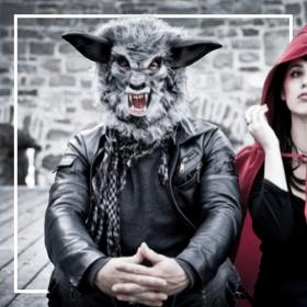 Trajes de Lobo para Carnaval y Halloween