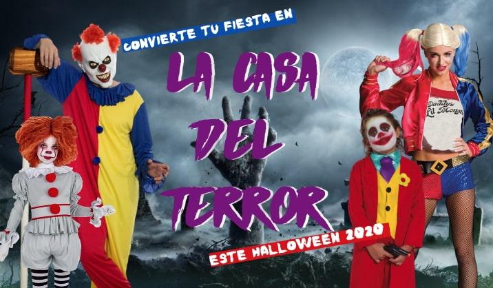 Los mejores disfraces para Halloween 2020