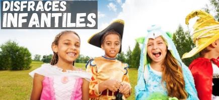 Compra trajes y disfraces infantiles originales
