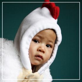 Compra online los disfraces de animales para bebés más originales