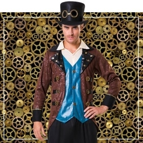 Steampunk hombre