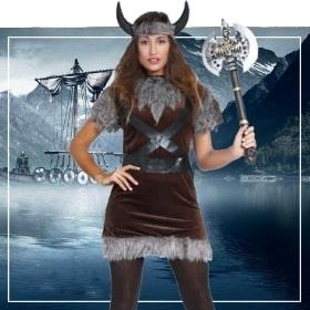 Vikingas Mujer