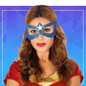 Máscaras de disfraz