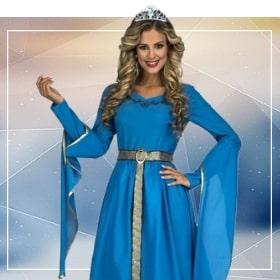 disfraces de princesas para fiesta temáticas