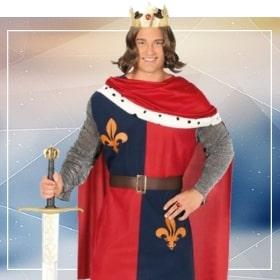 Disfraces medievales para fiestas temáticas