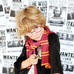 Compra online los disfraces más originales de Harry Potter