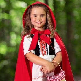 Compra online los disfraces más originales de Caperucita Roja y sus personajes