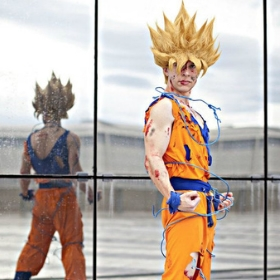 Compra online los disfraces más originales de Dragon Ball y sus personajes