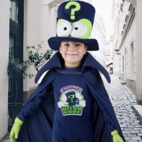 Compra online los disfraces más originales de Superzings y sus personajes