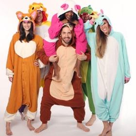 Disfraces pijama Kigurumi para Carnaval y fiestas temáticas
