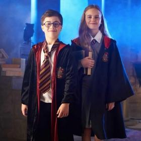 Los disfraces originales de Harry Potter