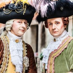 Disfraces de Belle Époque para fiestas y Carnaval