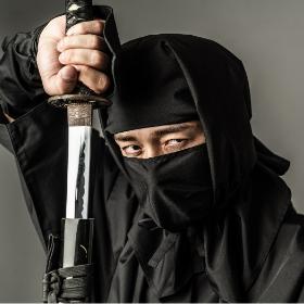 Disfraces de ninja para fiestas y Carnaval