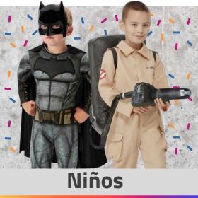Tienda online de disfraces para niños