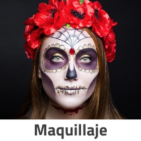 Maquillaje de Carnaval para disfrazarte