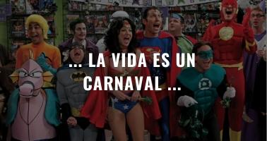 Compra trajes y disfraces de Carnaval