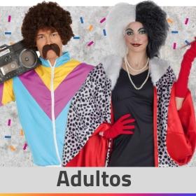 Ideas de disfraces de adultos para hombres y mujeres