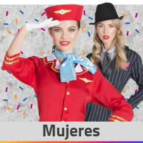 Compra disfraces para mujer en Valencia