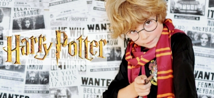 Disfraces oficiales y accesorios de Harry Potter