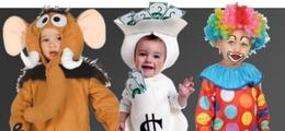ideas originales para disfrazar a bebés