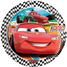 Decoración para cumpleaños de Cars