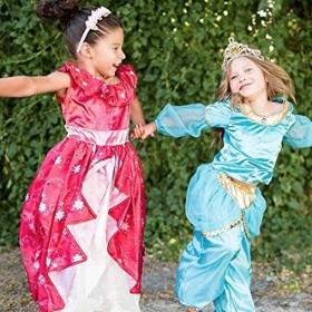 Disfraz de Princesa Disney para niña