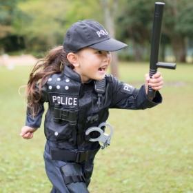 Disfraz de profesiones para niña y niño