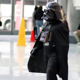 Disfraz de Star Wars para niña y niño