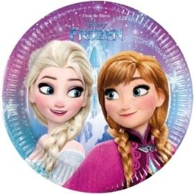 Decoración para cumpleaños de Frozen