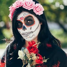 maquillajes de Halloween 2020