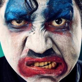 Maquillaje profesional para caracterización Halloween