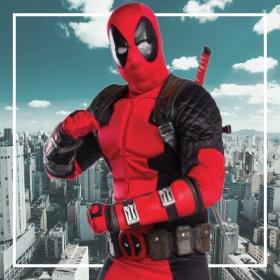 Disfraces de Deadpool para fiestas y Carnaval