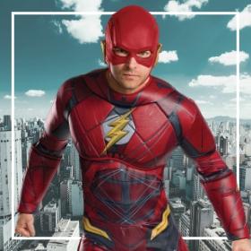 Disfraces de Flash para fiestas y Carnaval