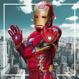 Disfraces de Iron Man para fiestas y Carnaval