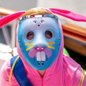 Máscaras de Fortnite para disfraz de Carnaval