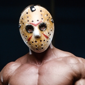 Máscaras de Halloween para disfraz terror