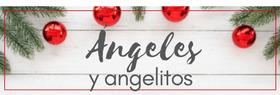 Disfraz de ángeles y angelitos