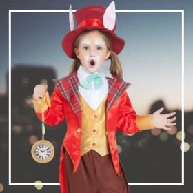 Disfraces de animales niña para fiestas y Carnaval