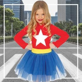 Faldas tutú niña para fiestas y Carnaval