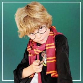 Compra online los disfraces de Harry Potter para niños más originales
