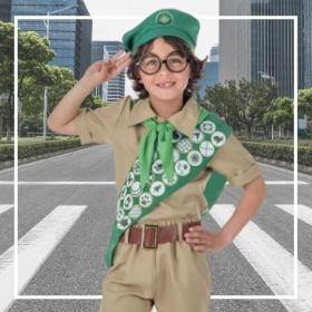 Disfraces de profesiones niño para fiestas y Carnaval