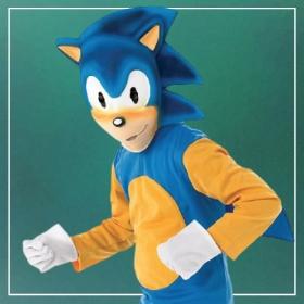 Compra online los disfraces de personajes de videojuegos para niños más originales