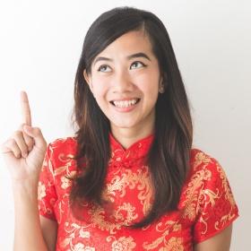 Disfraces de chinos orientales para fiestas y Carnaval