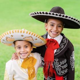 Disfraces de Mexicanos y mariachis para fiestas y Carnaval